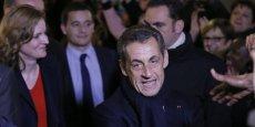 Nicolas Sarkozy, attendra dimanche soir sur le plateau de TF1 pour s'exprimer publiquement sur le résultat du scrutin.