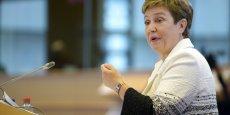 La diversification des sources d'approvisionnements est importante pour l'Europe, soutient la Bulgare Kristalina Georgieva.