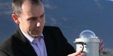 Xavier Le Pivert a transféré une technologie développée par l'INES et le CEA.