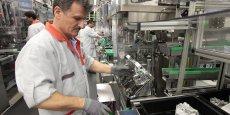 Dans cette usine Bosch, à Feuerbach près de Stuttgart, on fabrique des pompes à haute pression pour les moteurs Diesel.