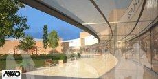 Le centre commercial Malage de Catinvest devrait ouvrir ses portes début 2017