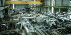 Les eaux de lessivage des générateurs vapeurs des centrales nucléaires sont des déchets qui doivent être neutralisés
