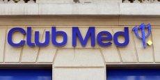La cotation du titre Club Med a été suspendue vendredi matin.