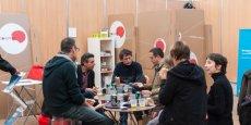 L'équipe de l'association Chambé-Carnet porte la création de ce nouvel espace de coworking