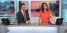 Nonce Paolini, PDG de TF1, va finalement va garder sa chaîne d'information qu'il avait pourtant menacé de fermeture.