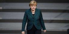 Angela Merkel a été réélue pour la huitième fois à la tête de la CDU.