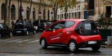 En plus de ses 250 km d'autonomie et une capacité de transport de 230 kg, l'Utilib' se veut aussi un engin on ne peut plus propre, comme le revendique la mairie de Paris.