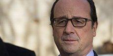 François Hollande a remercié  les autorités algériennes et maliennes et certifié que Serge Lazarevic est relativement en bonne santé.