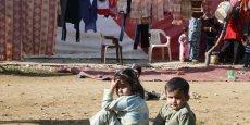 Le nombre de réfugiés dans le monde a progressé de 45% depuis 2011.
