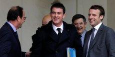 Le Premier ministre Manuel Valls a préféré retirer certaines mesures sensibles de la loi Macron pour éviter un rejet de la loi par la majorité PS.