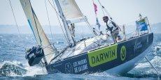Le bateau loué sera le même que 2014 mais les couleurs de Darwin devraient laisser place à un autre partenaire en 2015