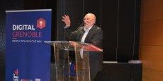 Jean-Pierre Verjus a été élu président du CA de Digital Grenoble.