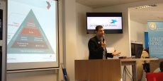 Hugues Hansen, directeur général de Start'inPost