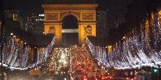 Parmi les zones définies par le gouvernement comme ayant un rayonnement international figurent les Champs Elysées mais aussi la place des Ternes ou le quartier d'Olympiades.