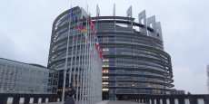 Le parlement européen à Strasbourg (photo d'illustration).