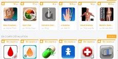 Sur l'Apple Store, les applications de m-santé pullulent.