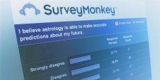Dave Goldberg, directeur général de SurveyMonkey a annoncé que sa société a dégagé en 2012 (dernier chiffre connu) un excédent brut d'exploitation (Ebitda) de 62 millions de dollars.