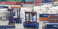 D'après les chiffres dévoilés en février, le solde commercial s'est élevé à 217 milliards d'euros en 2014 et les exportations allemandes ont grimpé à 1.134 milliards d'euros l'an passé.