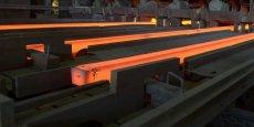 Ce complexe sidérurgique est réalisé dans le cadre du partenariat entre Sider et Qatar Steel.