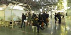 En 2013, la Biennale design a accueilli 140 000 visiteurs.
