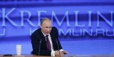Évidemment, personne ne parviendra à nous intimider, à contenir ou à isoler la Russie. Personne n'y est jamais parvenu et personne n'y parviendra jamais, a affirmé Vladimir Poutine dans un discours à l'occasion de la Journée des travailleurs des agences de sécurité.