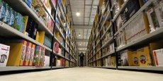 Amazon dispose de plusieurs sites logistiques en France, dont Montélimar.