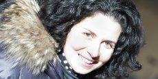 Anne Piovesan donne des ateliers de cuisine bio en entreprises.