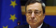 Mario Draghi veut rassurer les marchés et se dit prêt à de nouvelles mesures pour parvenir à une inflation à 2%.