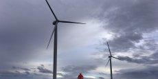 Le contrat a été décroché par Areva dans le cadre de sa coentreprise avec le fabricant espagnol d'éoliennes Gamesa.
