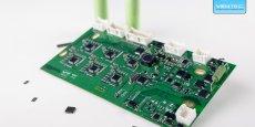 Ventec, désormais filiale du groupe St@rtec Développement, est spécialisée dans la mise au point d'outils électroniques permettant l'optimisation des batteries pour véhicules électriques.