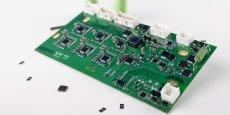 C'est grâce à un concentré d'intelligence électronique que l'iBMS de Ventec - BMS (ici le 16s) se fait une place dans le secteur de l'optimisation et la sécurisation des batteries