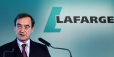 Bruno Lafont, PDG de Lafarge.