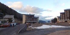 Le département de la Drôme gère sept stations de moyenne montagne.