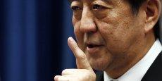 La publication des dernières statistiques économiques japonaises sème le doute sur l'efficacité de la politique de relance de Shinzo Abe, le Premier ministre japonais.