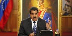 Le président vénézuélien, Nicolas Maduro, accuse les Etats-Unis d'organiser un contre-choc pétrolier pour déstabiliser la Russie et le Venezuela.