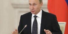 Vladimir Poutine (Russie) s'en prend à l'hégémonisme des Etats-Unis