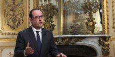 Le président a poursuivi ce lundi 5 janvier 2015 son offensive médiatique entamée il y a quatre jours avec ses voeux aux Français.