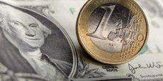 L'euro a atteint 1,1861 dollar ce lundi matin