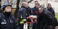 Le bilan provisoire est passé à 12 morts et 8 blessés dont 4 personnes grièvement selon le ministre de l'Intérieur..