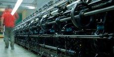 L'Arsoie possède l'un des trois métiers à tisser dans le monde permettant de travailler la soie