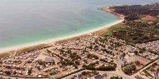 Vacalians Group se dote d'un nouveau camping, à Sarzeaux dans le Morbihan.