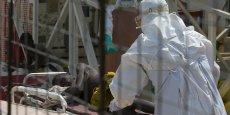 Des tests des vaccins contre Ebola dans les zones de contamination