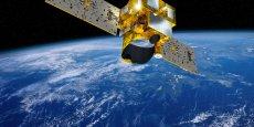 Le satellite Merlin va mesurer précisément la quantité de méthane (CH4), un gaz à effet de serre présent dans l'atmosphère