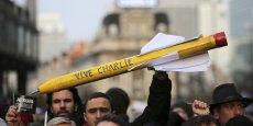 Cette année, deux tiers des journalistes tués l'ont été en temps de paix, souligne RSF.