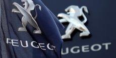 Peugeot affiche la deuxième plus forte hausse des ventes en Chine, parmi les marques étrangères.