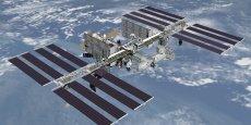 Les six astronautes dont des Amércains à bord de l'ISS s'étaient réfugiés dans la partie russe de l'ISS.