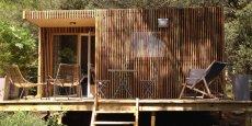Les studios en bois de GreenKub à Montpellier