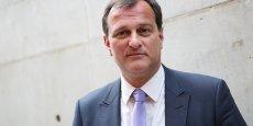 Louis Aliot, candidat FN aux régionales 2015.