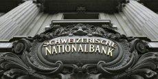 La perte sur les positions en monnaies étrangères de la Banque nationale suissea grimpé à 29,3 milliards de francs suisses (27,9 milliards d'euros)