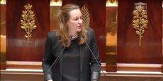 Axelle Lemaire, la secrétaire d'Etat au numérique.